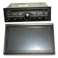 Штатная магнитола 2074 Mitsubishi L200,Pajero Sport Winca C094 (с БК) платформа S100 б/у