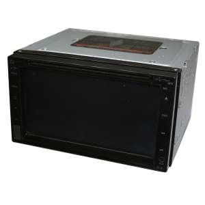 2DIN Универсальная магнитола 2075 LeTrun 6502 экран 800*480 (скидка)
