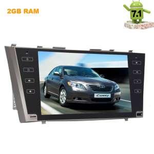 Штатная магнитола Toyota Camry 2006-2011 LeTrun 2076  Android 7.1.2 экран 9 дюймов