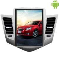 Штатная магнитола Chevrolet Cruze LeTrun 1747 Android 4.4.4 экран 10 дюймов