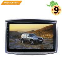 Штатная магнитола Toyota Land Cruiser 100 LeTrun 2968 Android 9.x 2+32 Gb MTK-L