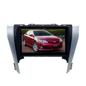 Штатная магнитола для Toyota Camry с 2012 года LeTrun 3103-2987 9 дюймов NS Система 360° MTK 2+32 Gb Android 7.x