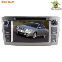 Штатная магнитола Toyota Avensis 2004-2009 LeTrun 2058 Android 7.1.1