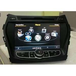 Штатная магнитола Hyundai Santa FE с 2013 Winca S100 б/у