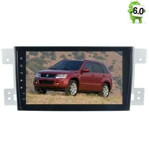 Штатная магнитола Suzuki Grand Vitara LeTrun 1676 Android 6.0.1 экран 8 дюймов