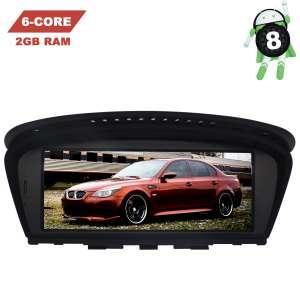 Штатная магнитола BMW5 E60 E61 E63 E64(2003-2010) BMW M5(2005-2010) LeTrun 2603 Android 8.x
