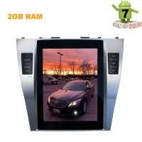 Штатная магнитола Toyota Camry 2006-2011 LeTrun 2798 KSP 9.75 дюйма Android 7.x Tesla
