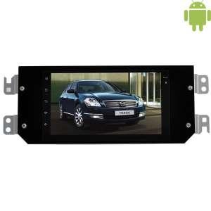 Штатная магнитола Nissan Teana до 2008 г.LeTrun 1765 Android 4.4.4 экран 8,8 дюйма