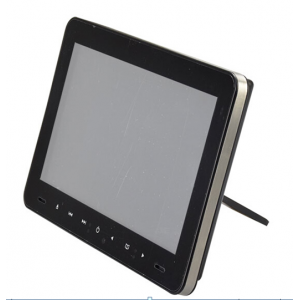 Навесной монитор на подголовник 1767 9 дюймов LeTrun 9919 SD-USB