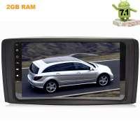 Штатная магнитола Mercedes R280,R300,R320,R350,R600 (W251) 2005-2012 LeTrun 1943 Android 7.1.1