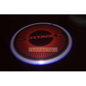 Проекторы логотипа в двери для  Sportage