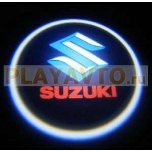 Проекторы логотипа в двери для  Suzuki
