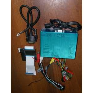 Видео интерфейс Mercedes-BENZ 2010-2011 NTG2.0/NTG2.1 с RGB монитором