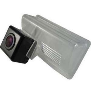 Штатная камера заднего вида Geely Emgrand EC7 хэтчбек, Emgrand X7 GE-С851 CCD