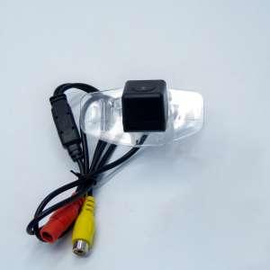 Штатная камера заднего вида Honda Accord 7, 8, 9, Honda Civic 8 (4D), 9 (4D) CCD LeTrun 0111