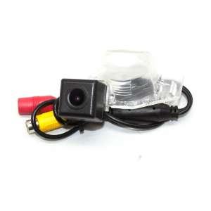 Штатная камера заднего вида Honda CR-V, Fit, Jazz с 2001, Stream,Freed, Insight CCD letrun 0115