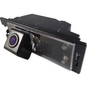 Штатная камера заднего вида Hyundai IX35 CCD до 2015