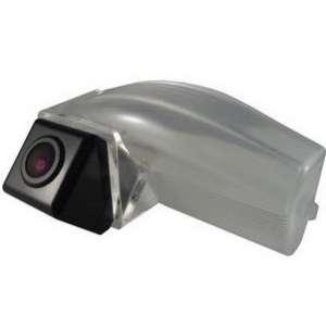 Штатная камера заднего вида Mazda 2-3, mazda 6 2002-2007 года CCD