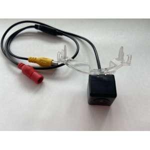 Штатная камера заднего вида Mazda 5 CCD Letrun 0134