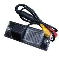 Штатная камера заднего вида Mitsubishi Pajero 4 CCD