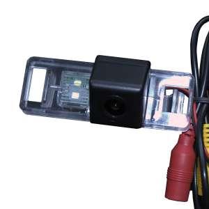 Штатная камера заднего вида Nissan Qashqai, X-Trail, Terrano, Pathfinder, Peugeot 307, Lifan X60 CCD