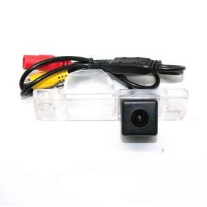 Штатная камера заднего вида OPEL Antara CCD