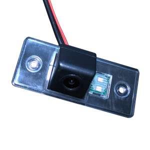 Штатная камера заднего вида SKODA Fabia 08-12, Yeti CCD