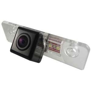 Штатная камера заднего вида Skoda Octavia, Ford Fusion CCD Letrun 0153