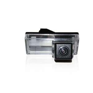 Штатная камера заднего вида Toyota Land Cruiser 100, 200, Land Cruiser Prado 120 (колесо снизу) CCD