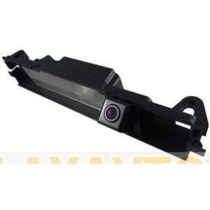 Штатная камера заднего вида Toyota YARIS CCD