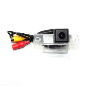 Штатная камера заднего вида Volkswagen Touareg, Polo, Tiguan, Porshe Cayenne CCD