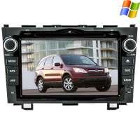 Штатная магнитола Honda CRV 07-12 гг LeTrun 0316