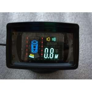 Парктроник LeTrun PT-088 VFD дисплей