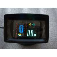 Парктроник LeTrun PT-088 VFD дисплей 8 датчиков