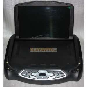 Потолочный монитор LeTrun 1338D DVD-SD-USB черный 13,3 дюйма