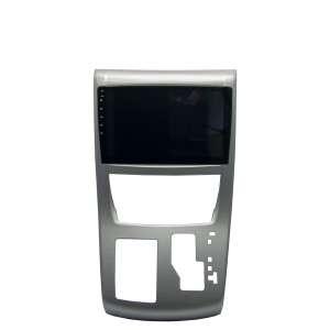 Штатная магнитола для Toyota Alphard, Vellfire 2008-15 (правый руль) LeTrun 4554-4815 10 дюймов IN Android 10.x 4+64 8 ядер DSP ++