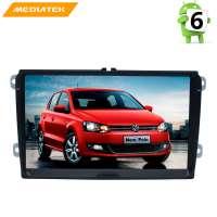 Штатная магнитола Volkswagen Polo, Jetta, Passat, Tiguan LeTrun 2735 Android 8.x MTK-L