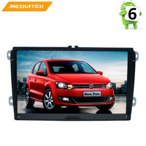 Штатная магнитола Volkswagen Polo, Jetta, Passat, Tiguan LeTrun 2735 KD Android 8.x MTK-L