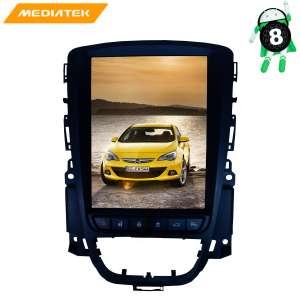 Штатная магнитола Opel Astra J 2009-2015 LeTrun 2899 XPH Android 8 Tesla