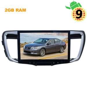 Штатная магнитола Honda Accord с 2013 года  LeTrun 2903 KSP экран 10 дюймов Android 9.x