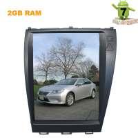 Штатная магнитола Lexus ES 350 2006-2012 LeTrun 2769 экран 12.2 дюйма Android 7.x Tesla
