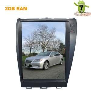 Штатная магнитола Lexus ES 350 2006-2012 LeTrun 2769 ZF экран 12.2 дюйма Android 7.x Tesla