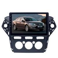 Штатная магнитола для Ford Mondeo (2011-2012) LeTrun 3164-3274 10 дюймов NS 2+16 Gb MTK-L Android 10.x DSP