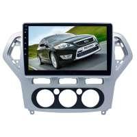 Штатная магнитола для Ford Mondeo 2007-2010 LeTrun 3165-3274 10 дюймов NS 2+16 Gb MTK-L Android 10.x DSP