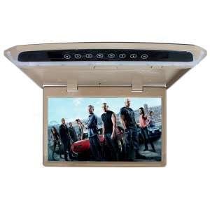 Потолочный монитор LeTrun 2646 17.3 дюйма бежевый SD USB HDMI