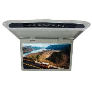 Потолочный монитор LeTrun 2648 14 дюймов серый SD USB HDMI