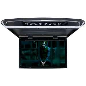 Потолочный монитор LeTrun 2650 12.1 дюйма черный SD USB HDMI