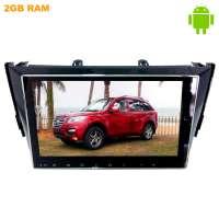 Штатная магнитола Lifan X60 LeTrun 1730  Android 4.4.4 экран 9 дюймов
