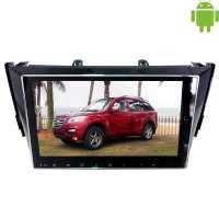 Штатная магнитола Lifan X60 LeTrun 1730  Android 4.4.4 экран 10,2 дюйма