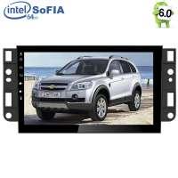 Штатная магнитола Chevrolet Captiva, Epica, Aveo, Suzuki XL7 LeTrun 1871 Android 6.0.1 Intel